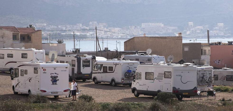 Más de cien caravanas acamparán hasta el domingo en el recinto de Carthagineses y Romanos