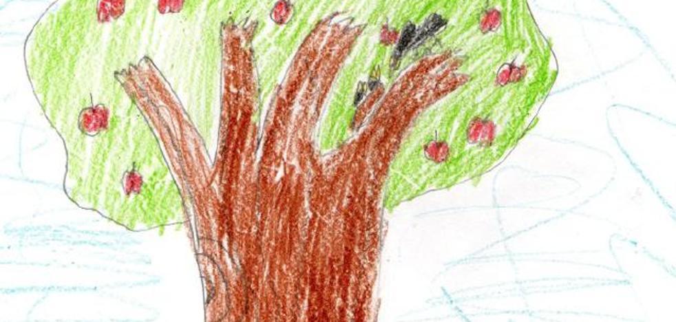 Cómo averiguar la personalidad de tus hijos con un dibujo