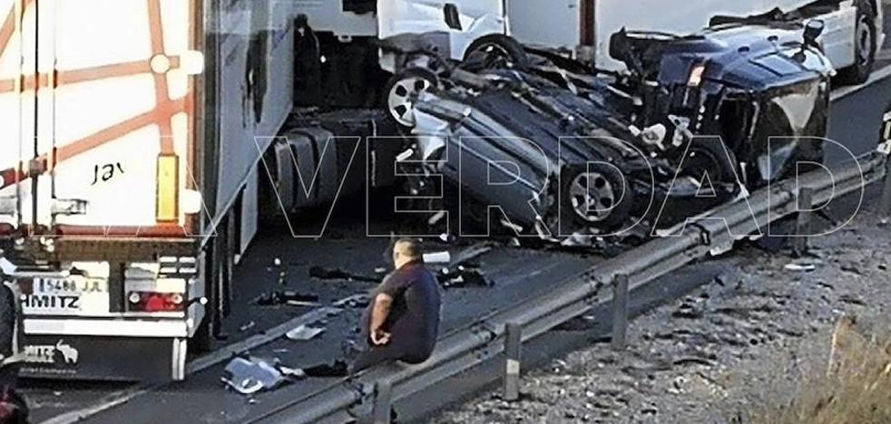 Libertad provisional para el camionero que provocó el accidente bajo los efectos de las drogas