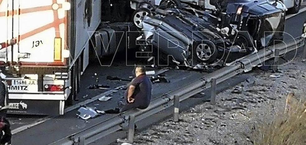 El conductor que causó el fatídico accidente no sabe explicar lo que pasó