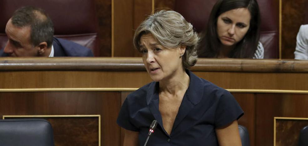 La ministra defiende las cesiones de agua y pide que no se genere confusión