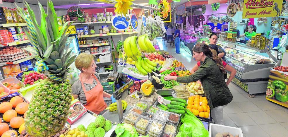 Alimentos frescos para familias sin recursos