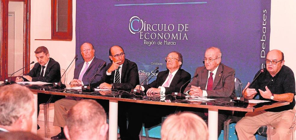 Soluciones al déficit hídrigo en el Círculo de Economía