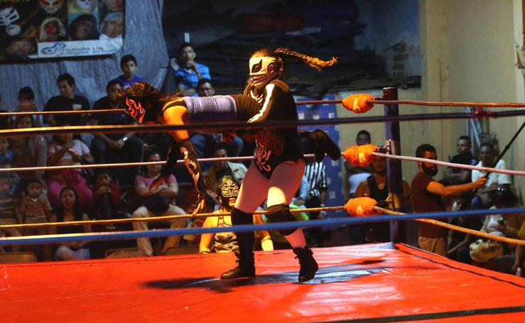 Luchadoras y libres