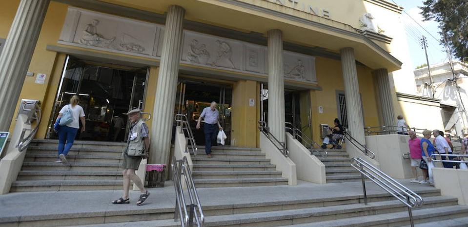 Aprueban obras en el Mercado Santa Florentina y la urbanización junto al Monte Sacro