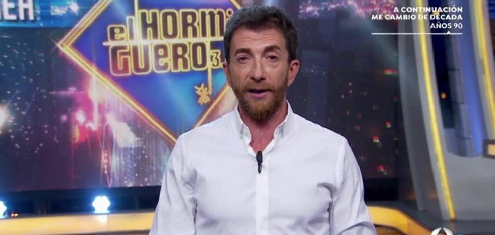 El cantante de rap Rayden carga contra El Hormiguero