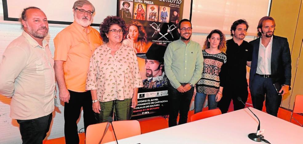 El Batel acogerá 'Don Juan Tenorio' el día 31