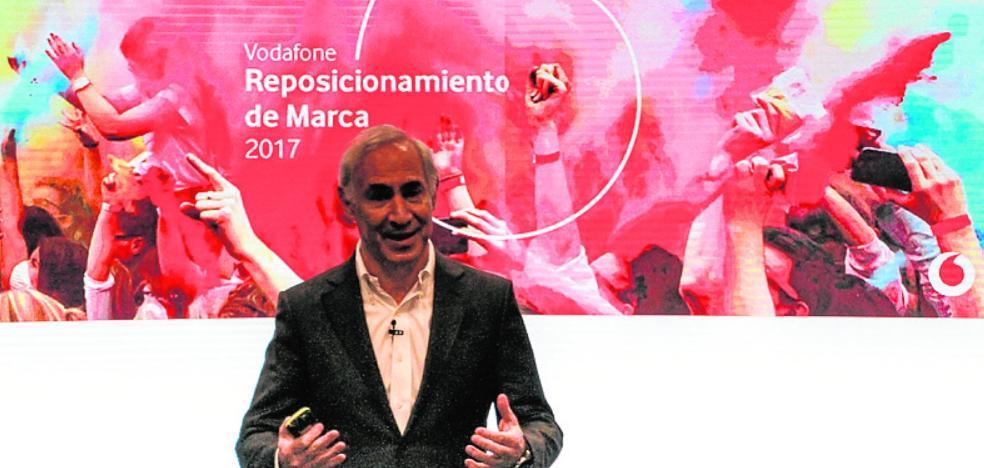 Vodafone anuncia su nueva estrategia global de marca e identidad virtual