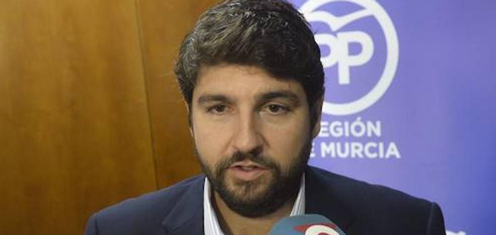López Miras califica de «acierto» el nombramiento de García-Legaz como presidente de Aena