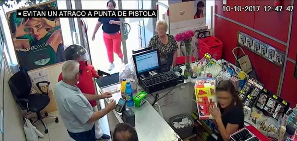 El atraco en una perfumería en Sevilla retrata a la sociedad española
