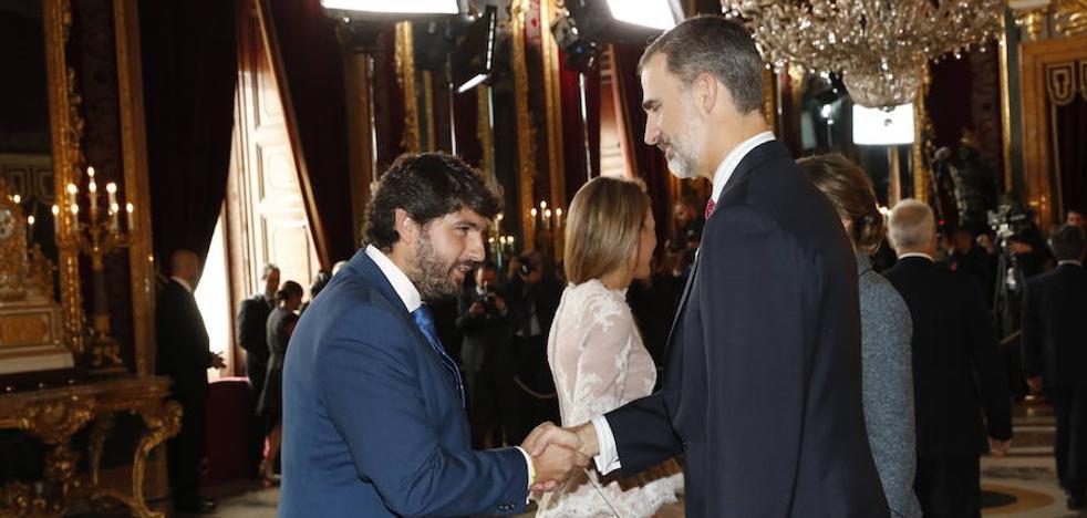 López Miras: «Debemos hacer todo lo posible para recuperar la convivencia»
