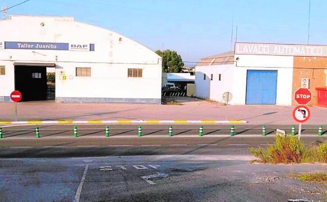 El parque de bomberos de Cieza contará con semáforos para agilizar las salidas