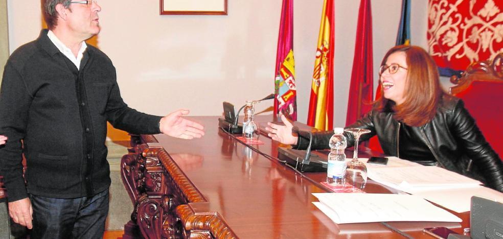 Diego Conesa apoyará a Castejón como candidata del PSOE a la alcaldía en 2019