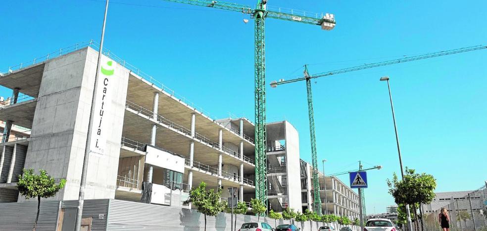 La nueva sede de la Agencia Tributaria estará terminada para finales de 2018