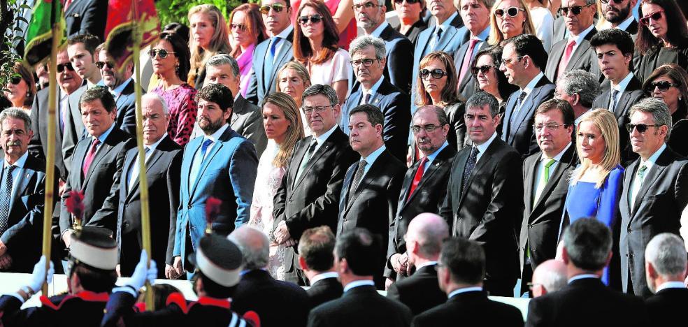 «Orgullosos de España tal y como es»