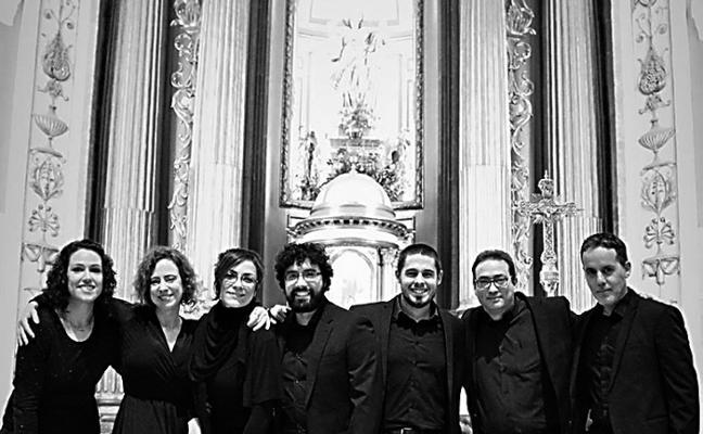 Ensemble Aestatis actúa esta tarde en San Juan de Dios