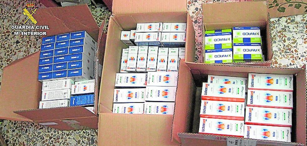 Medicamentos falsificados, un problema global