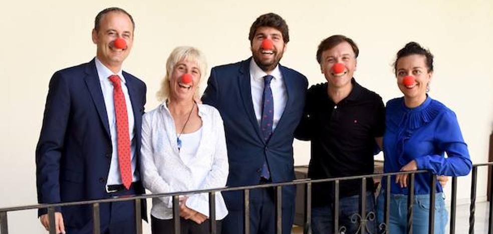 Los murcianos deciden destinar 20.000 euros de los Presupuestos Participativos a Pupaclown