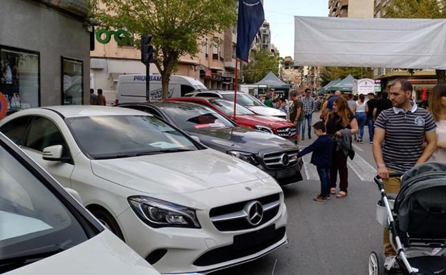 Automoción Caravaca participa en La Feria de Automoción y Maquinaria Agrícola