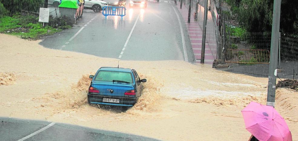 Fomento invertirá 2 millones en diques para evitar inundaciones de carreteras