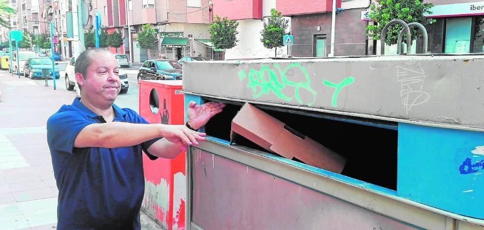 Los molinenses lideran el reciclaje de plásticos con 950 toneladas al año