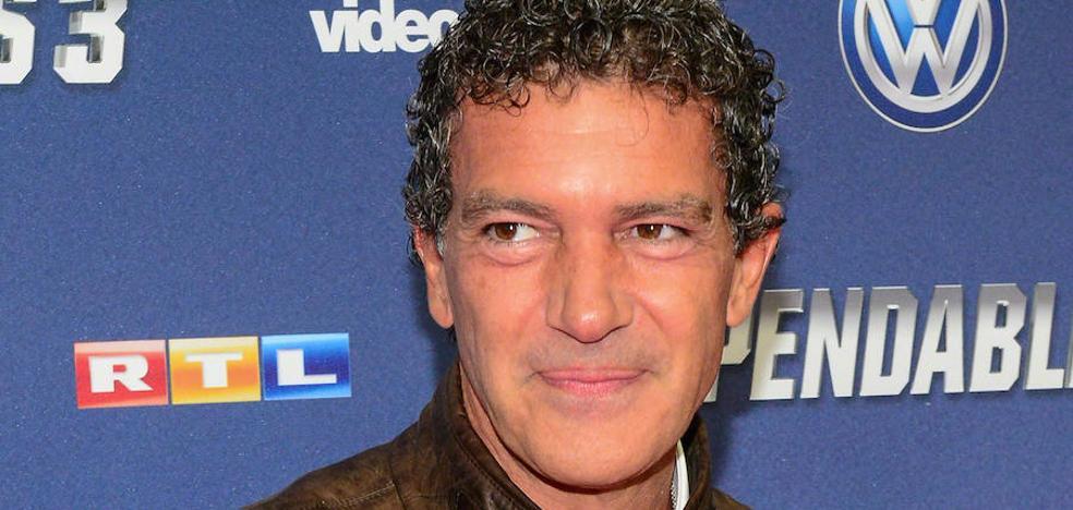 Antonio Banderas y una periodista de TVE se enfrentan por el escándalo Weinstein