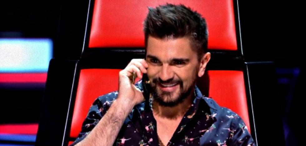 Telecinco lleva 'La Voz' cantante