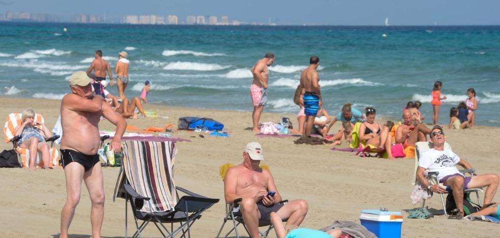 El calor deja un puente de lujo para el turismo