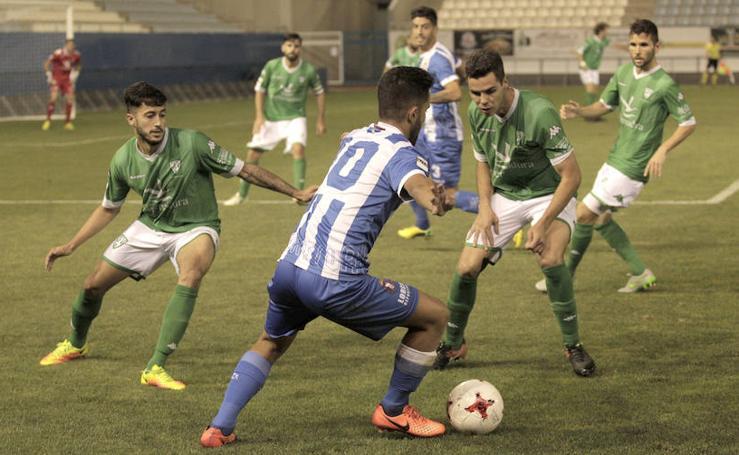 El Lorca Deportiva se olvida del gol ante el Villanovense (0-0)