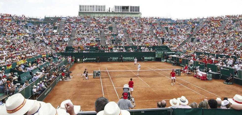 Murcia quiere la ronda de Copa Davis entre España y Gran Bretaña