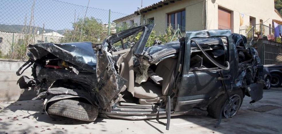 Quince personas fallecen en las carreteras españolas durante el puente del Pilar