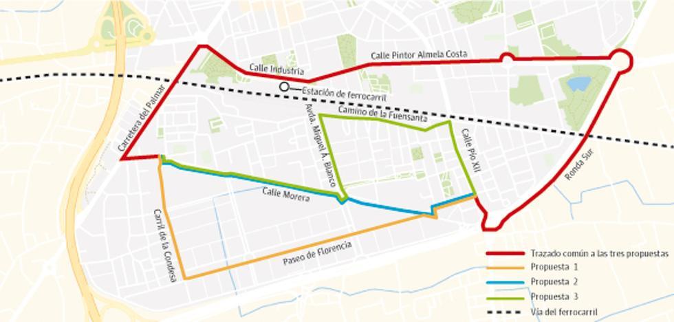 Las juntas vecinales decidirán la ruta del bus gratuito durante las obras del soterramiento