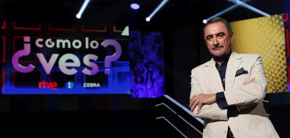 Carlos Herrera regresa esta noche a la televisión con '¿Cómo lo ves?'