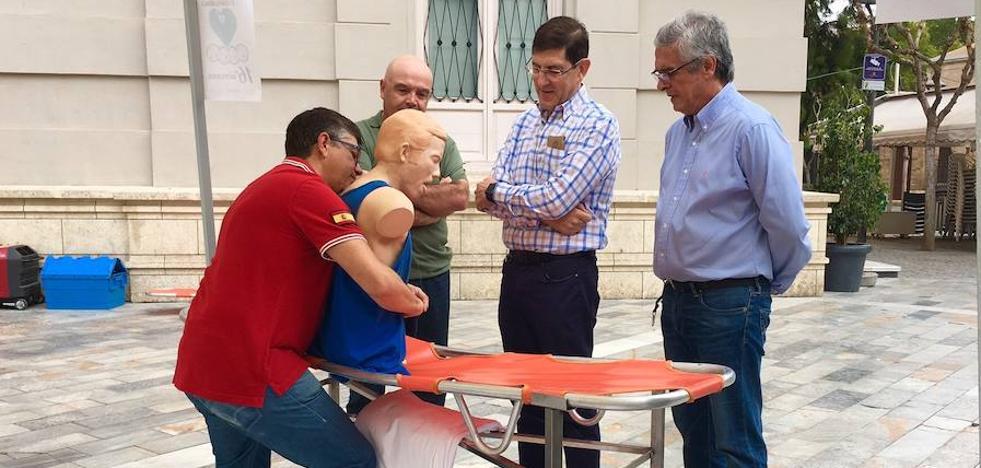 Más de 1.400 estudiantes aprendieron a realizar la maniobra de reanimación cardiopulmonar en 2016