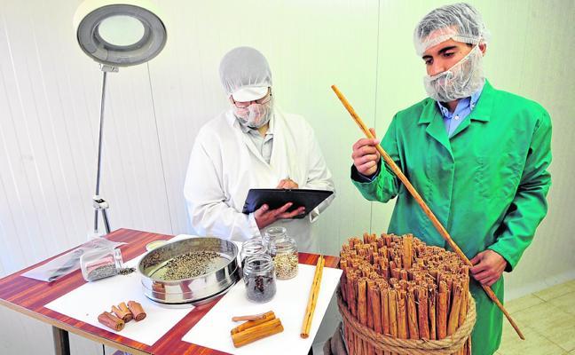 López Matencio prevé duplicar sus ventas de especias en dos años