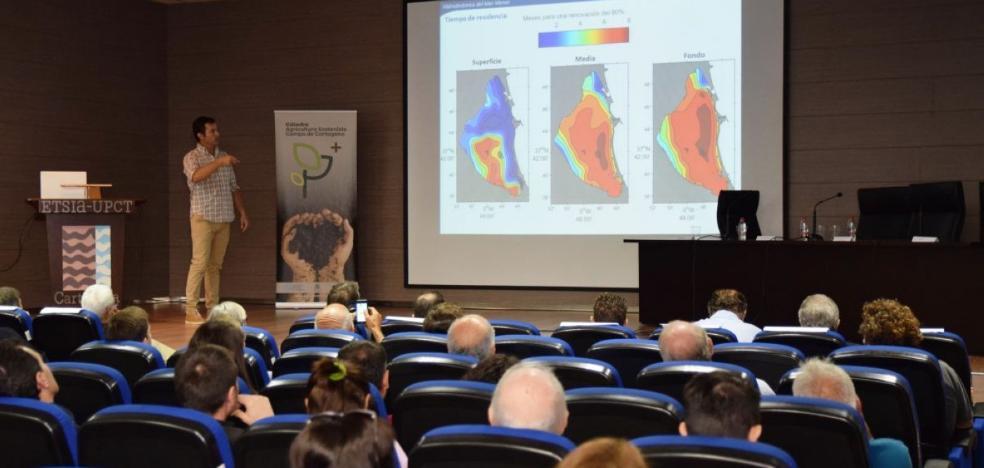Advierten del peligro para las aguas del Mar Menor de un invierno estable