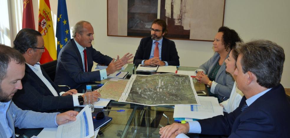 El Arco Norte de Murcia facilitará un ahorro de tiempo equivalente a 22 millones de euros al año