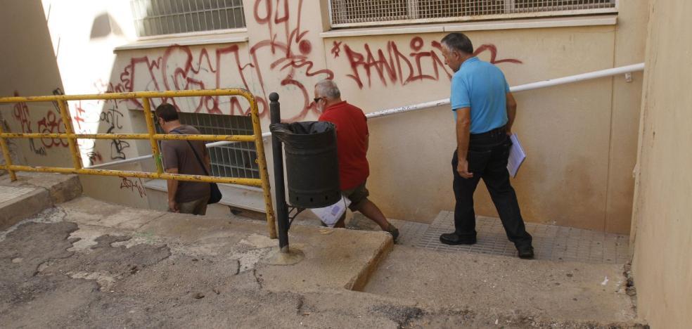 MC rechaza el plan del PSOE de cerrar Casco Antiguo y quiere extender este a los barrios