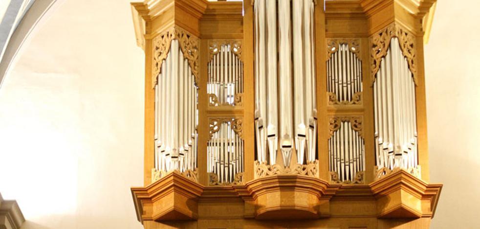 'Nuevo órgano de San Miguel'