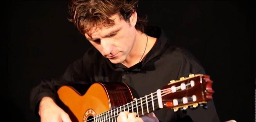 Recital de guitarra en Cartagena