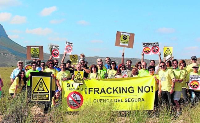 Cuenca del Segura Libre de Fracking se suma a la movilización mundial