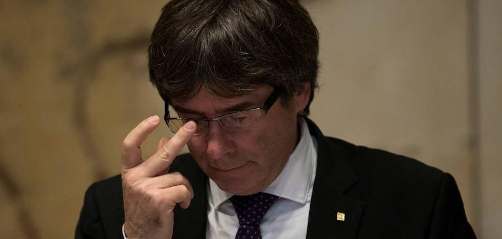 PP y PSOE contemplan la posibilidad de que una convocatoria electoral de Puigdemont suspenda la aplicación del 155