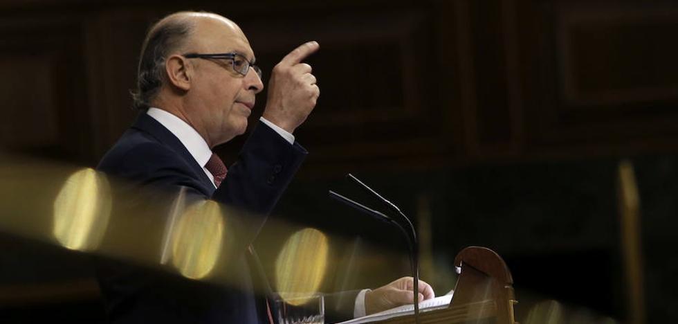 Los funcionarios verán congelado su sueldo en 2018 por la falta de Presupuestos