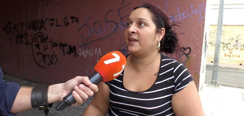 La supuesta agresora a una monitora en Alcantarilla: «Solo fueron dos tortazos»