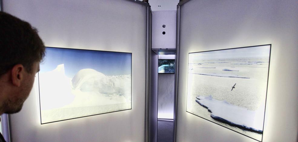 El Ártico y el cambio climático