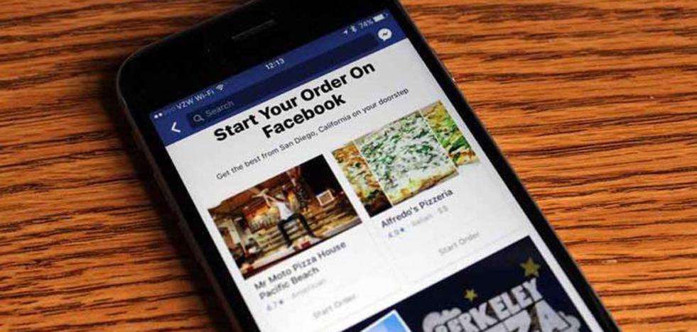 La nueva y 'deliciosa' función que pronto tendrás en tu Facebook