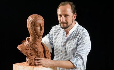 Juan José Quiros: modelo de escultor