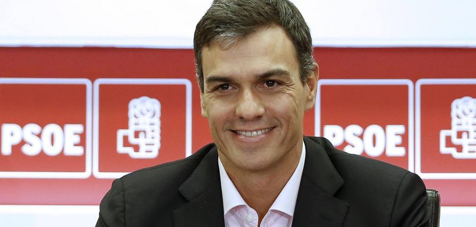 Pedro Sánchez abrirá el congreso regional del PSOE este sábado
