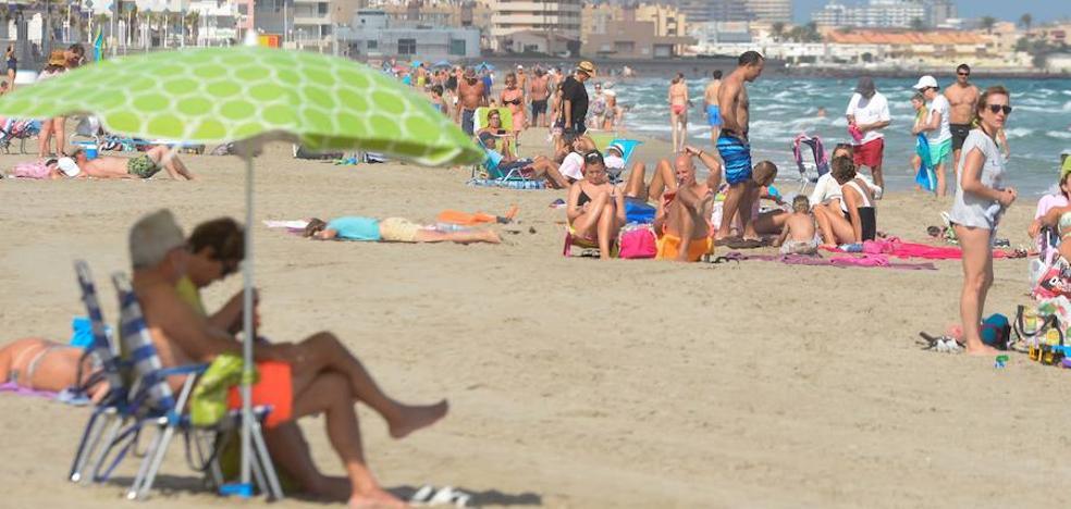 La ocupación en los hoteles del Mar Menor y La Manga durante el Puente del Pilar llegó al 85%
