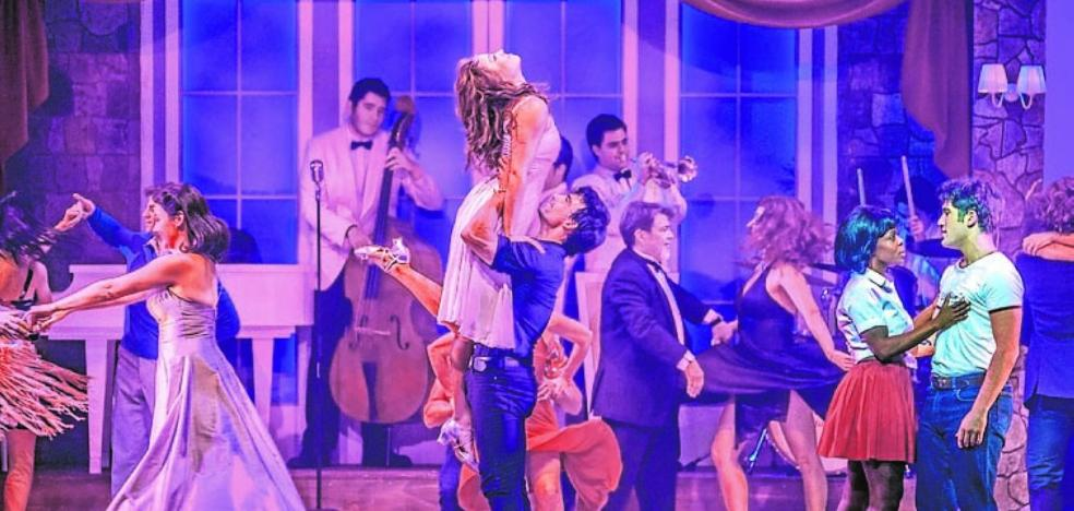 'Dirty Dancing' baila desde hoy y hasta el domingo en el Víctor Villegas
